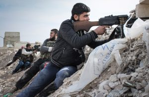 Whatever Happened to the Free Syrian Army?