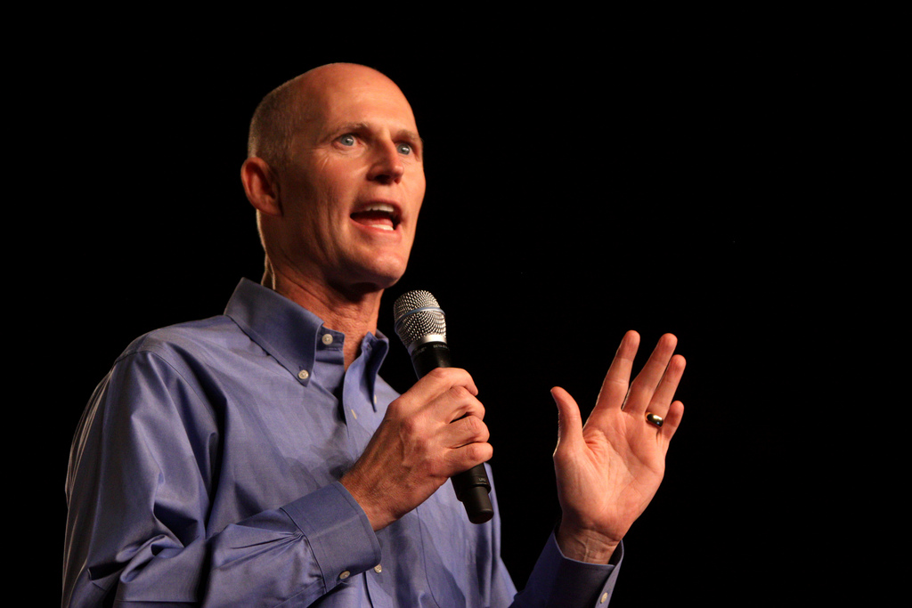 A State in Wait: An Analysis of Rick Scott's Expected Bid for Senate