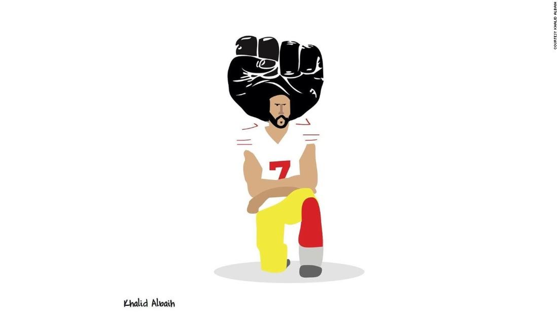 How Will History Remember Colin Kaepernick?