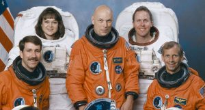 Interview with an Astronaut: A Discussion with Story Musgrave
