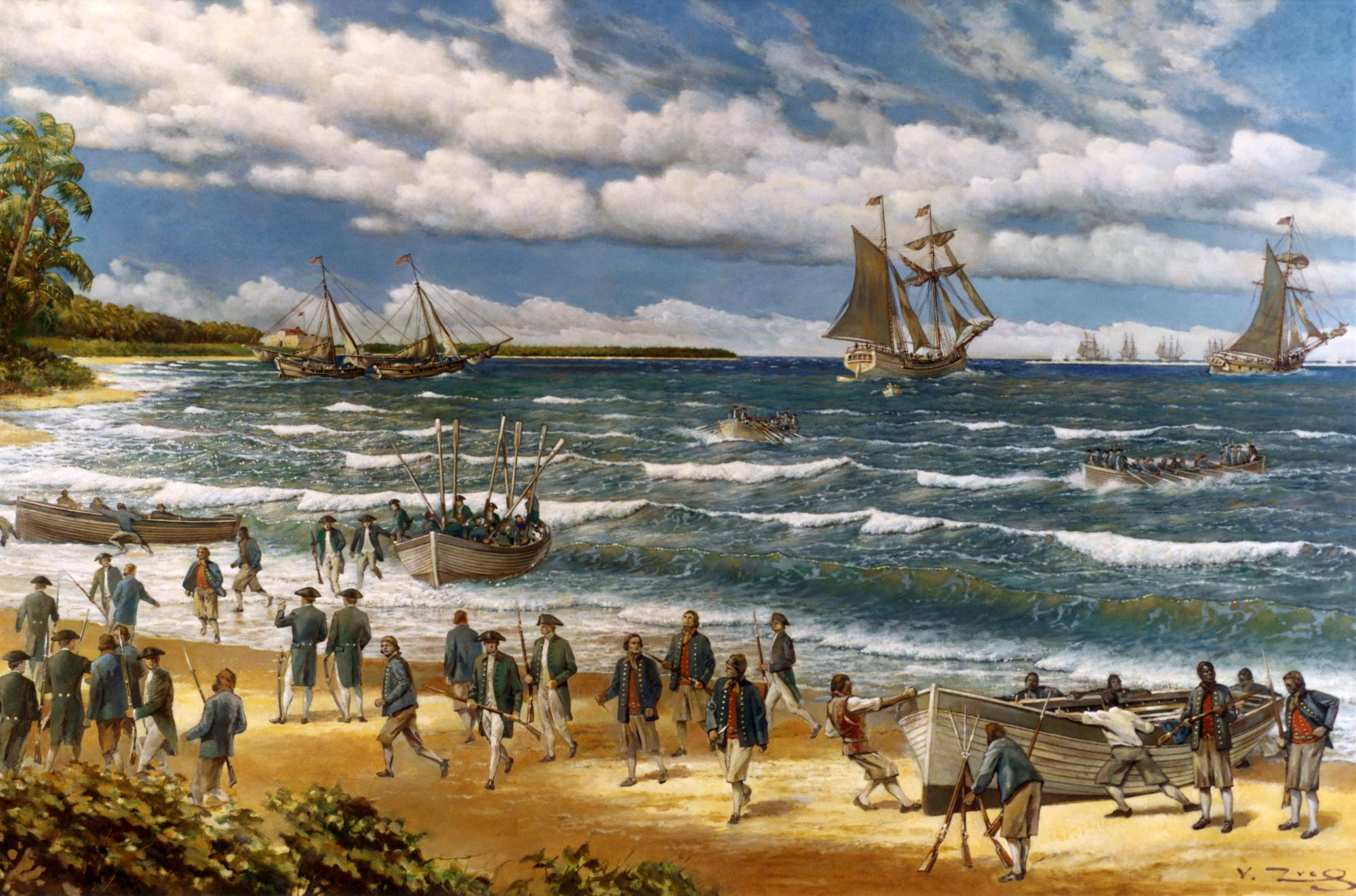 Pounds and Pirates: How British Privateers Got Between the US and the SI