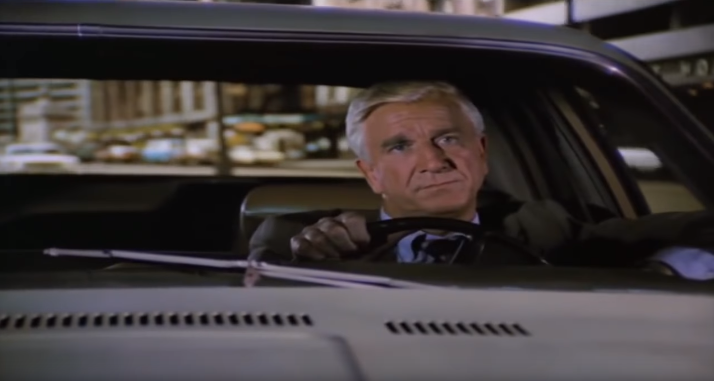 Collegiate Lenses: a Police Squad! Drinking Game