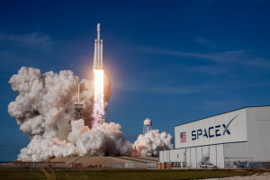 Fly Me To The Moon: The Rise of Private Space Flight