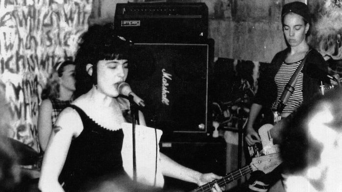 Words You Don't Know : Riot Grrrl
