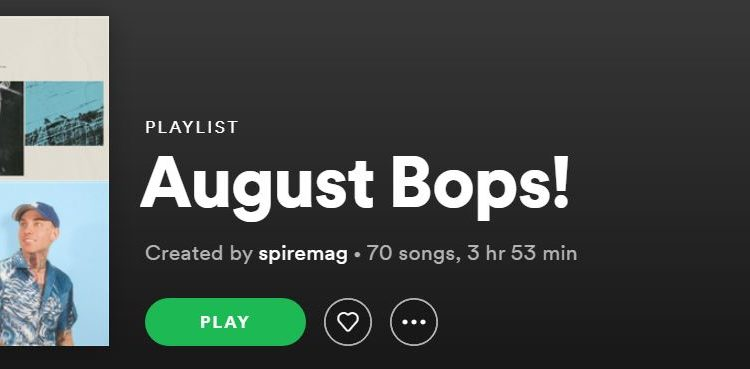 August in Music: Bops and Flops
