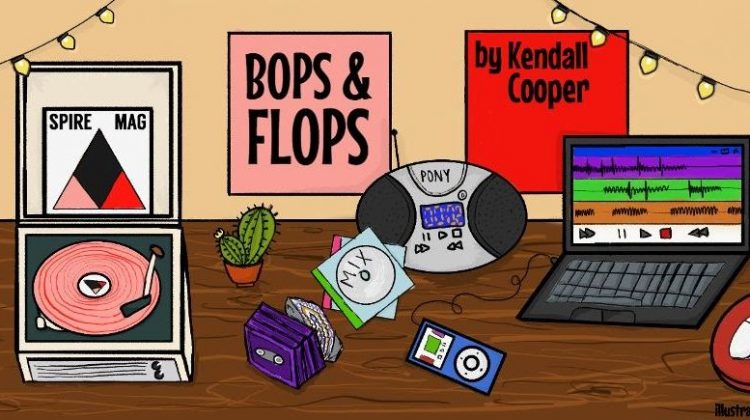 October In Music: Bops and Flops