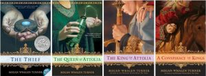 """Why You —Yes, You—  Should Be Reading ""The Queen's Thief"" Series"""