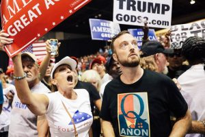 Facebook Pledged to Take Down Thousands of Pro-QAnon Accounts (Again), But Users Are Adapting